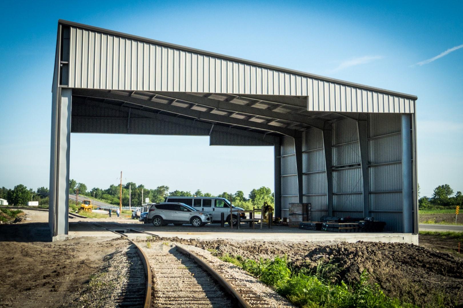 Hardin, Missouri – Fertilizer Storage and Handling