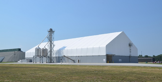 USA – Fertilizer Storage Building