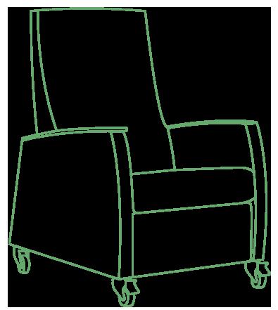 3 Position Recliner