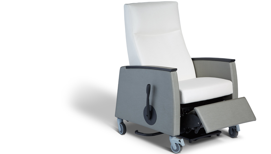LayFlat Clinical Recliner