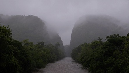 Bitterness and Suffering of the Fragüita River Portals
