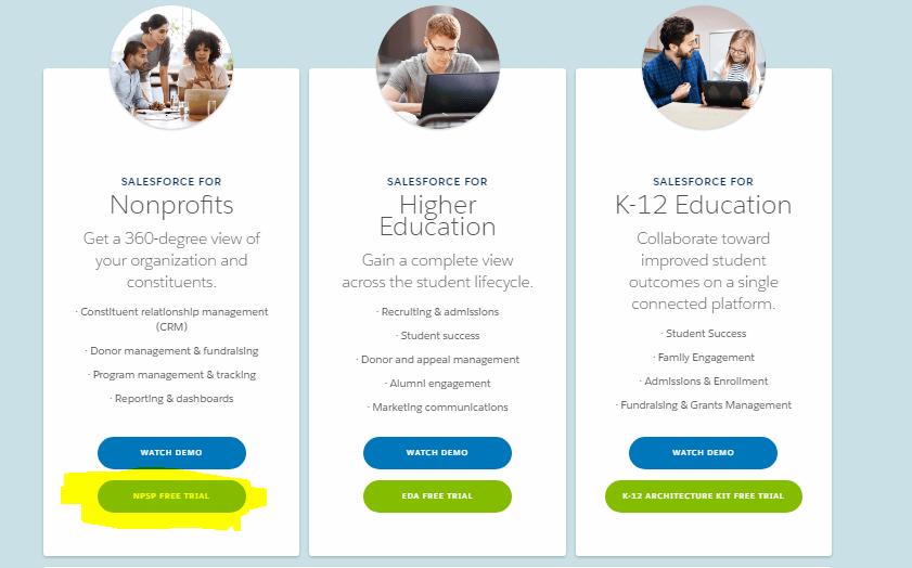Free Salesforce Licenses