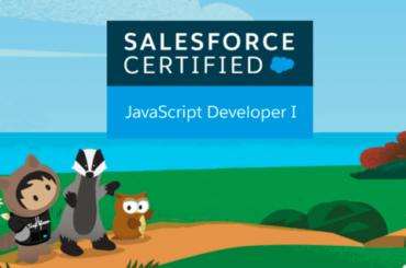 JavaScript Developer I Certification