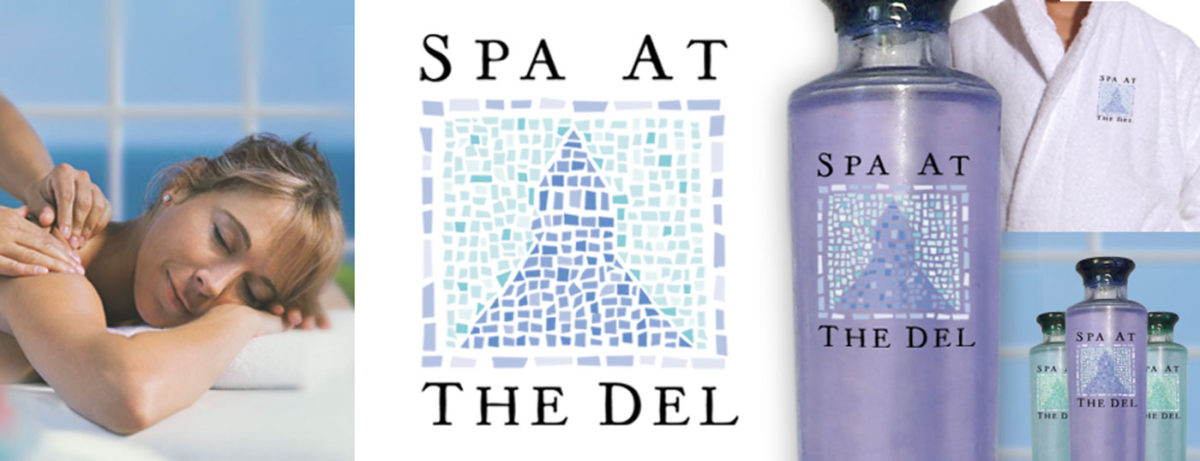 Spa at The Del Campaign