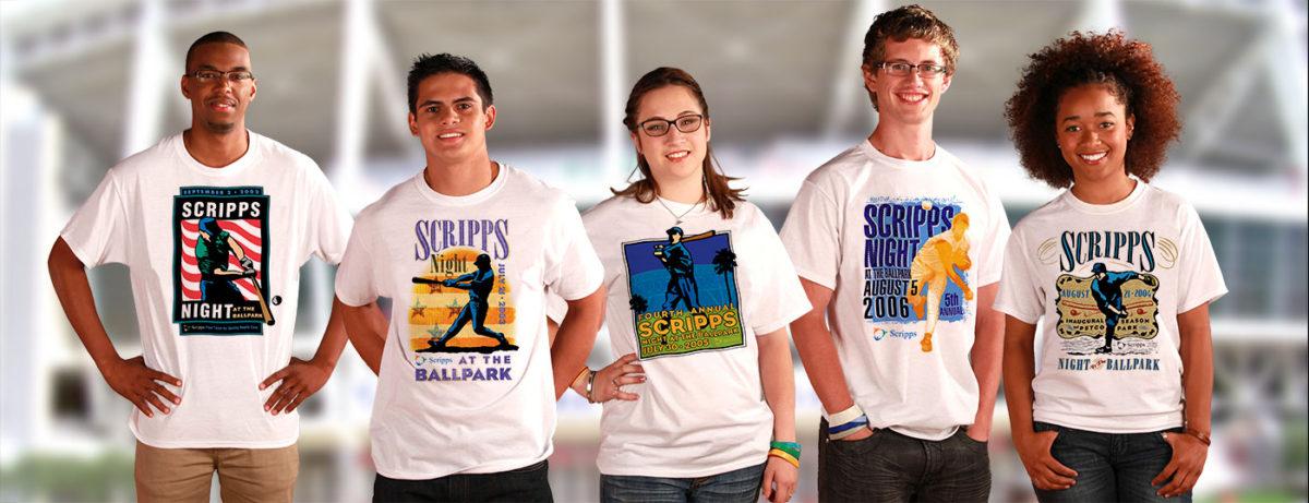 Ballpark T-Shirts