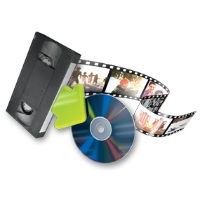 Vhs To Mp4 Or Dvd Bright Ideas Digital Solutions