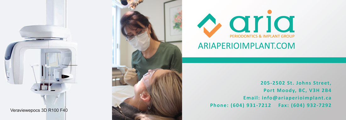 What's New at Aria Perio and Implant Group?