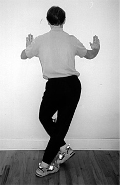 Knee Injury Exercise