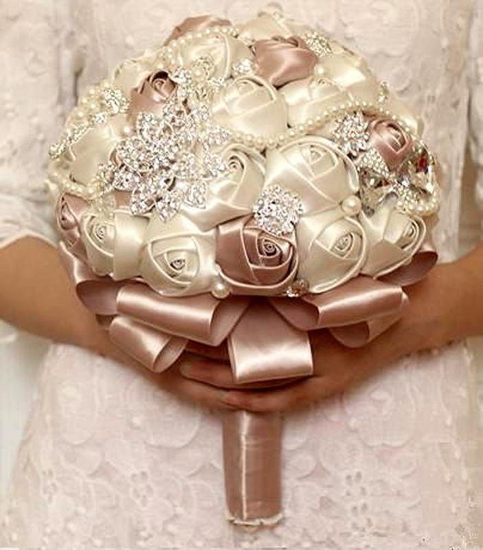 Foam Bouquet Holders Bridal Floral Foam Wedding Ostrich Centerpieces Foam 1 Pc