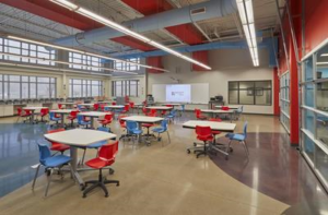 Innovative Learning Environments for Warsaw Community Schools