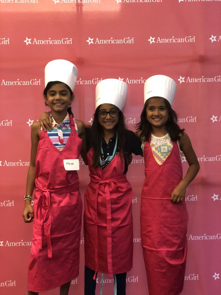 The Girls At American Girl