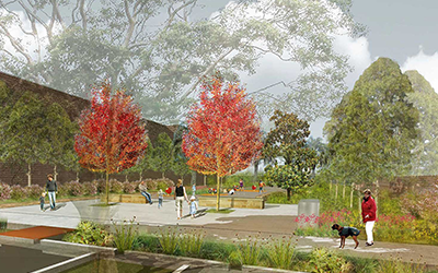 M4 East – The Legacy Project: next stop Haberfield Gardens