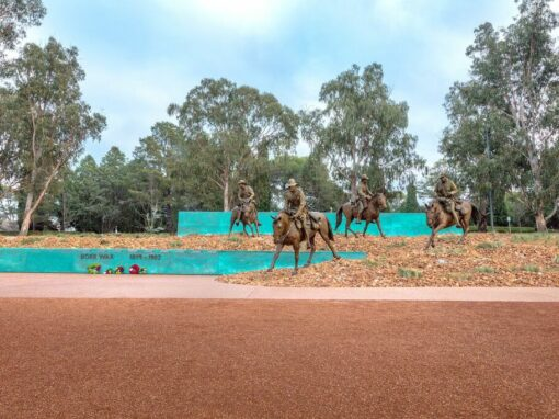 The National Boer War Memorial