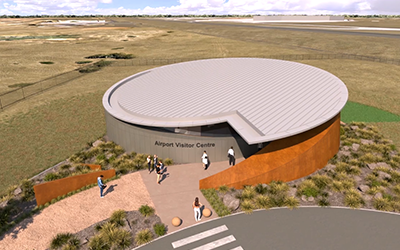 Western Sydney Airport Visitors Centre