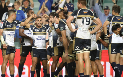 Glascott joins the Brumbies pack