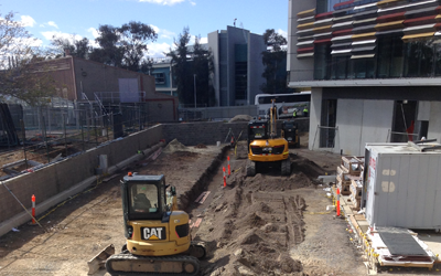 Consolidating with Laing O'Rourke at CSIRO's Black Mountain Campus