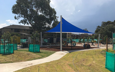 Eastlakes Reserve Upgrade