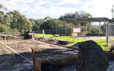 George Pentland Botanic Gardens Playground