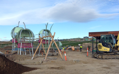 Googong gets a new playground