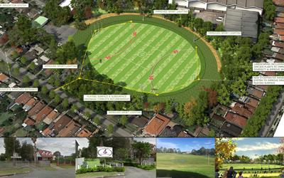 Revitalising Wagener Oval
