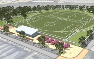 Project win: Cirillo Reserve Sports Complex