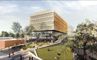 The University of Sydney – Susan Wakil Health Building