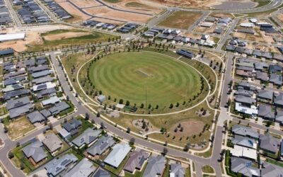 Expanding open space at Googong Township