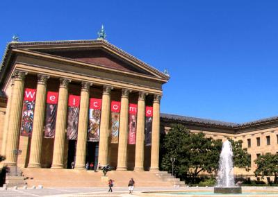 Philadelphia Museum of Art – Philadelphia PA