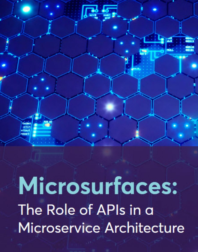 Microsurfaces: The Role of APIs in a Microservice Architecture