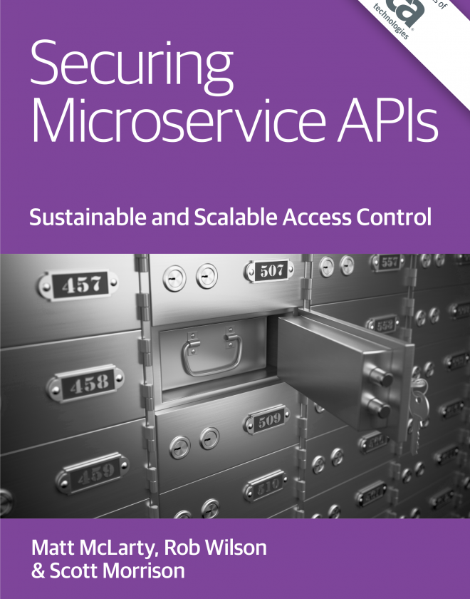 Securing Microservice APIs