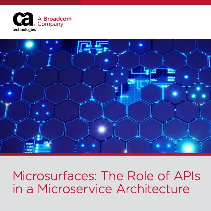 Microsurfaces - Free API books from the API Academy