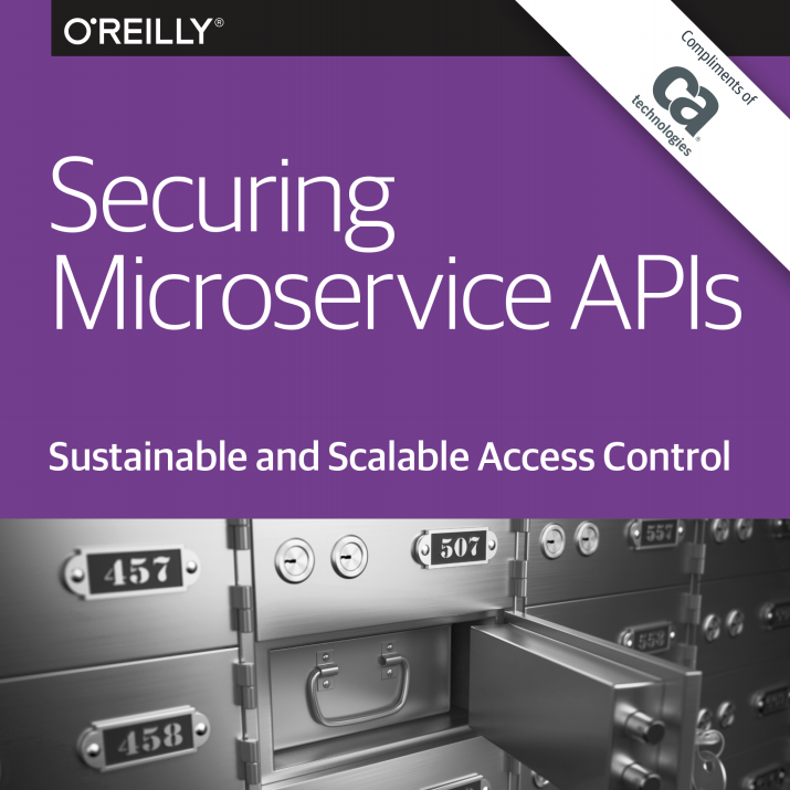 Securing Microservice APIs - Free API books from the API Academy