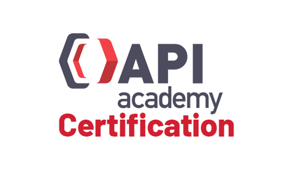 API Academy Certification