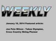 The Weekly~~~ Featured Article: - Joe Pete Wilson