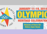Olympic Heritage Celebration ~ Museum Open House Jan. 16th 5:30-7:30pm