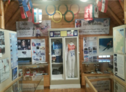 Thanks NLTHS! ~ The Sierra Ski History Displays Are Now Open!
