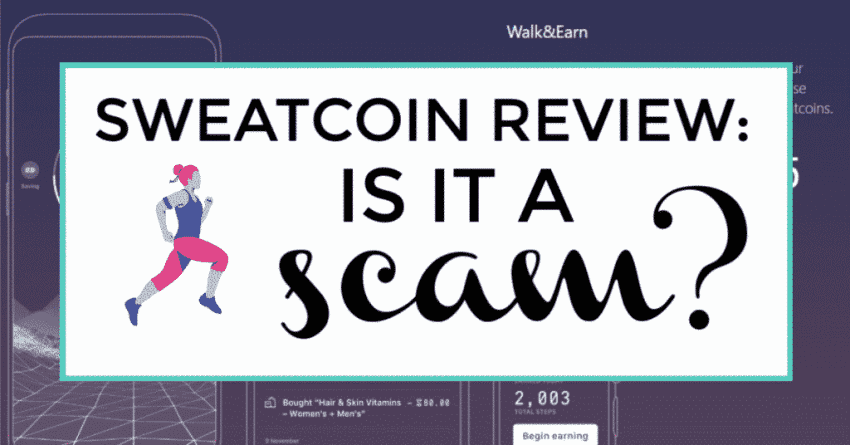 Sweatcoin review: Is it a scam? featured image