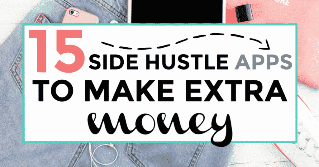 Side hustle apps featured image