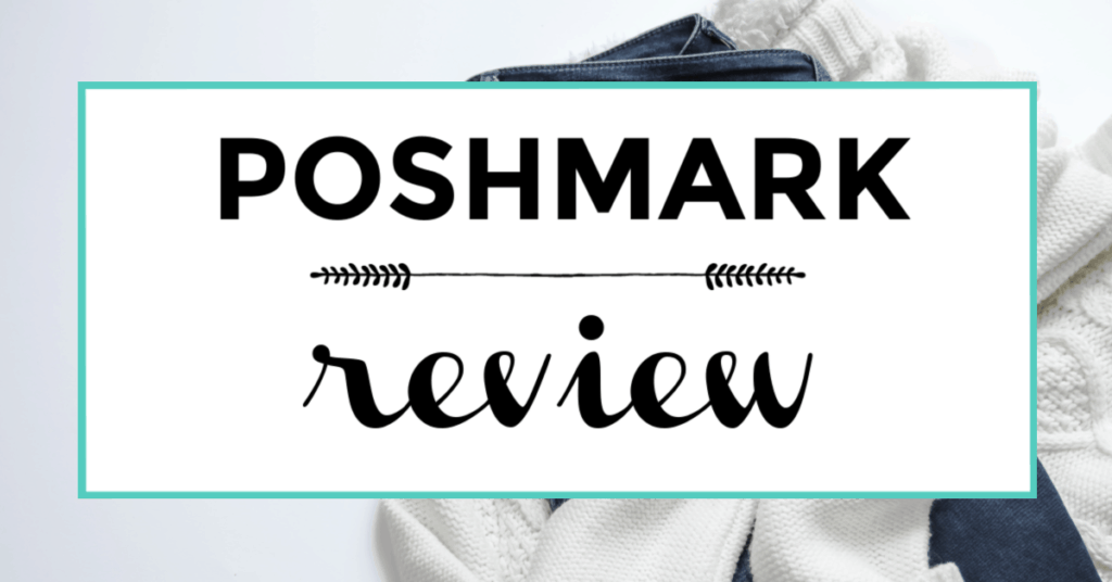 poshmark review. featured image of cloting.
