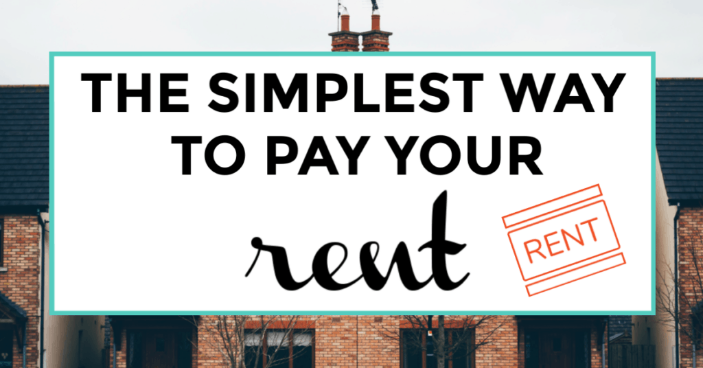 rent payment. featured image of homes.