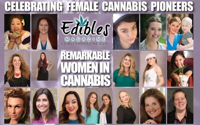 Sheri Orlowitz Featured as One of Edibles Magazine's Remarkable Women in Cannabis