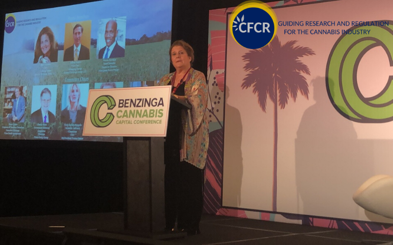 Council for Federal Cannabis Regulation Introduced at Benzinga Capital Conference