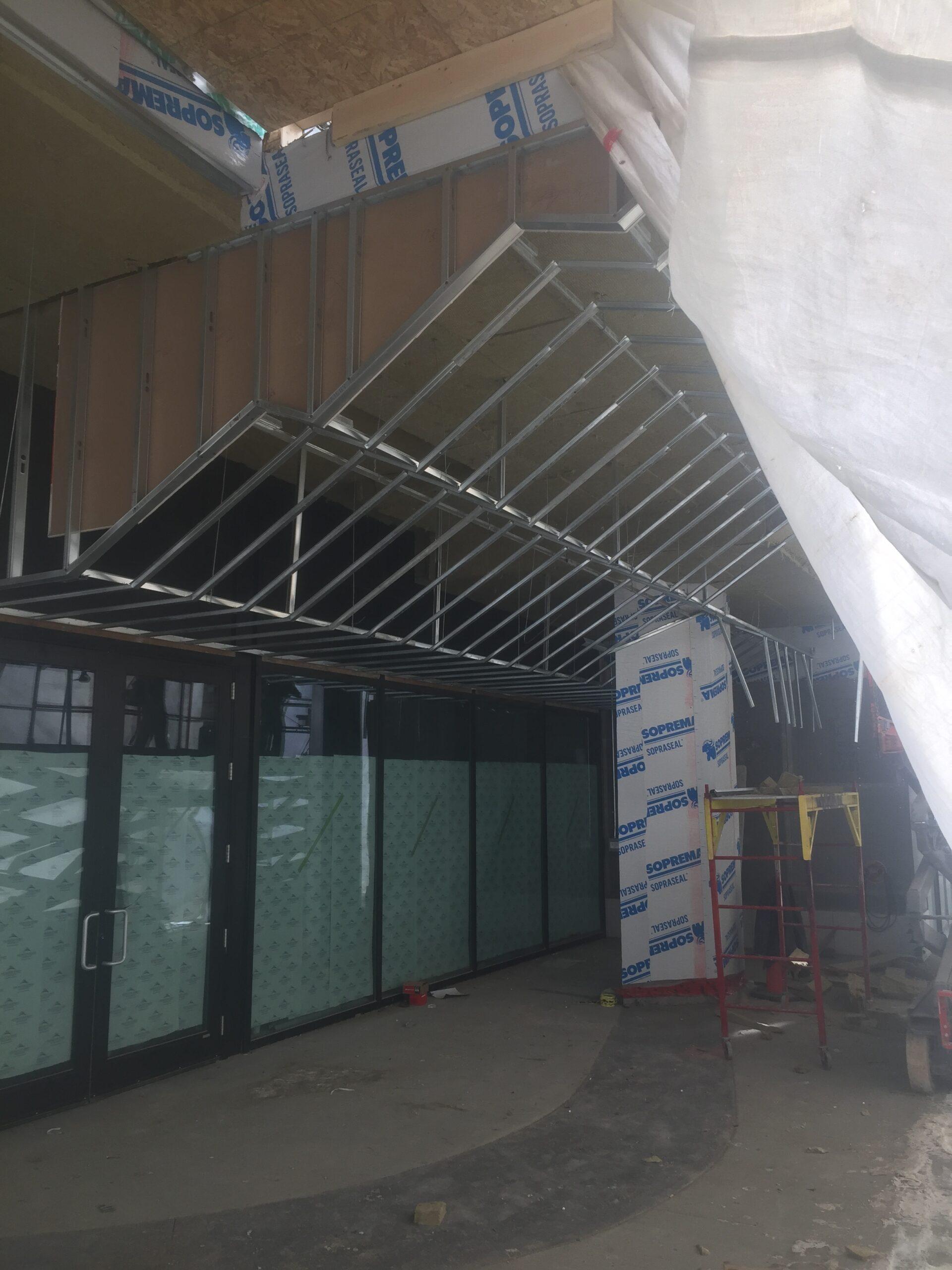 Commercial Build