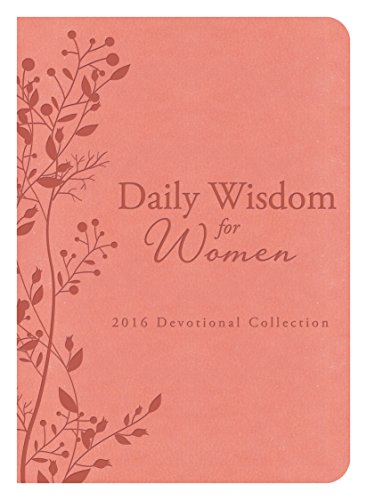 Daily Wisdom for Women (2016)