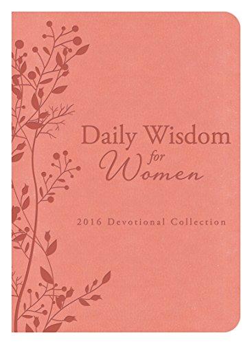 Daily Wisdom for Women (2016)
