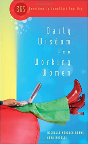 Daily Wisdom for Working Women (Paperback)