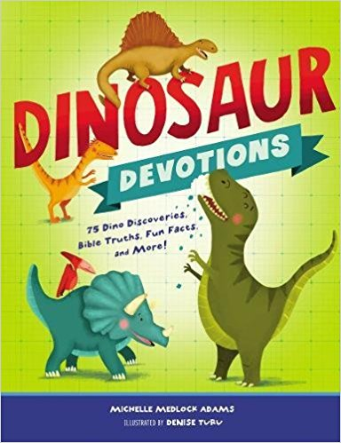 Dinosaur Devotions