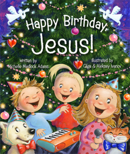 Happy Birthday, Jesus!