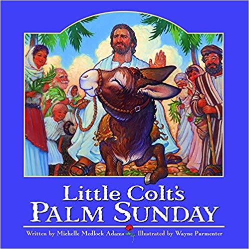 Little Colt's Palm Sunday