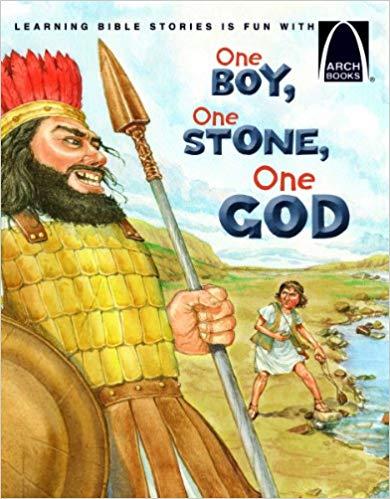 One Boy, One Stone, One God